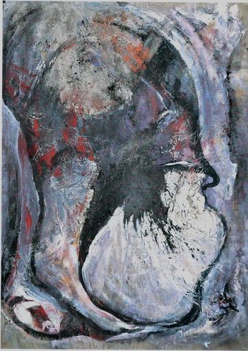 Anna SANTINELLO - Pintura - Senza Titolo