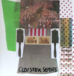 "Robert RAUSCHENBERG, ""The Cloister Series"" Ace Canada"