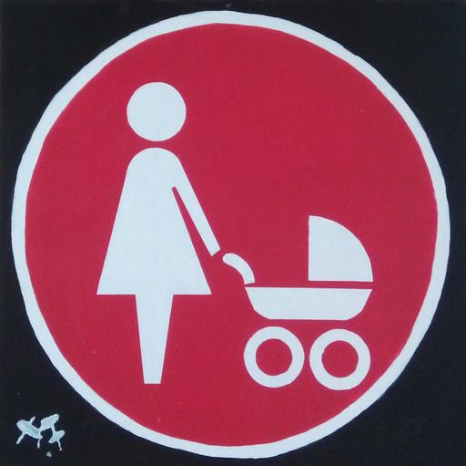 Harry BARTLETT FENNEY - Painting - parking alerts 1
