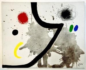 Joan MIRO - Pintura - PEINTURE