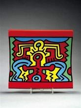 Keith HARING (1958-1990) - Spirit of Art n°2 NY Soho