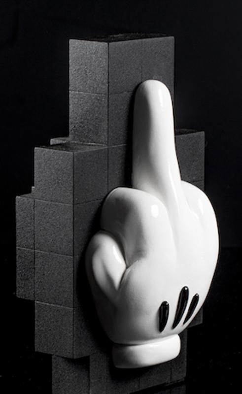 Bertrand GREGOIRE - Skulptur Volumen - Capital décomplexé Pix 1