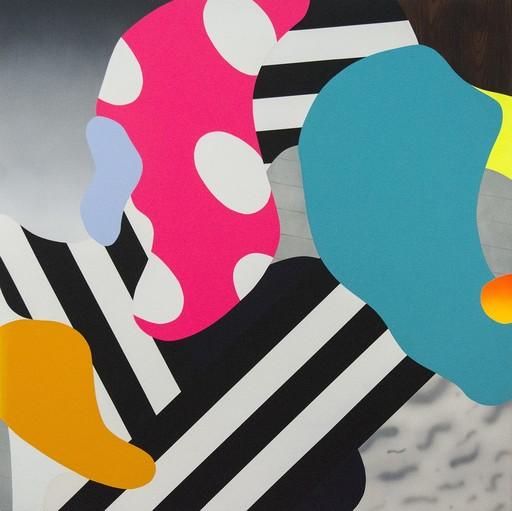 Sylvain LOUIS SEIZE - Gemälde - Stratum