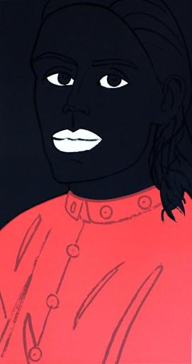 Alex KATZ - Print-Multiple - The Emperor Jones