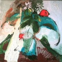 Bernard MOREL - Pintura - L OISEAU