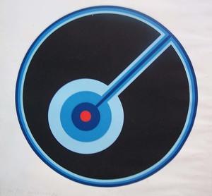 Jo NIEMEYER - Print-Multiple - The Blue Eye