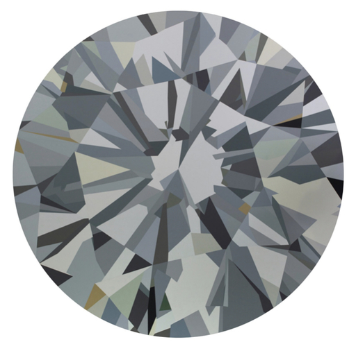 Mathieu MERCIER - Painting - Diamant