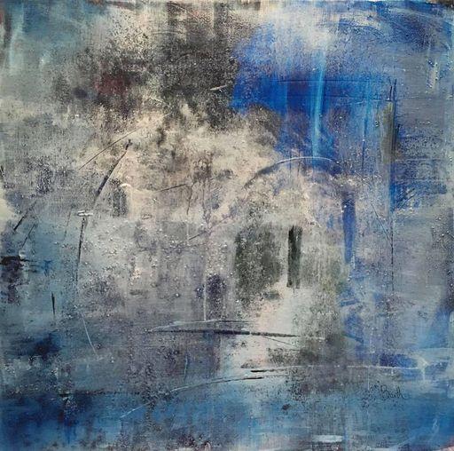 Christine BARTH MROZ - Peinture - Graffiti