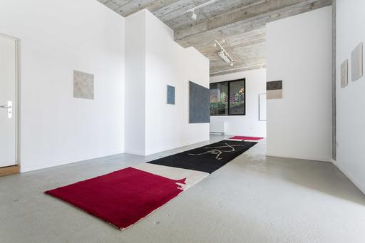 Manolo MILLARES - Teppiche - sans titre