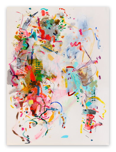 Gina WERFEL - Painting - Opposition