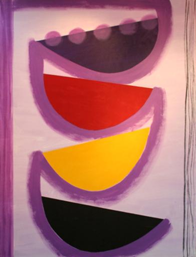 Terry FROST - Pintura - Tolcarne Rhythm