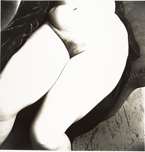 Irving PENN - Fotografia - Nude 132