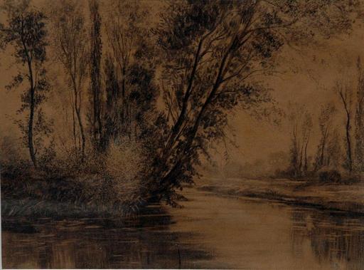 George MORLEY - 水彩作品