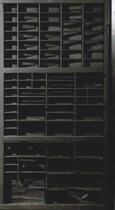 Louise NEVELSON - Sculpture-Volume - End of day XXV