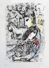 Marc CHAGALL - Print-Multiple - Les enchanteurs