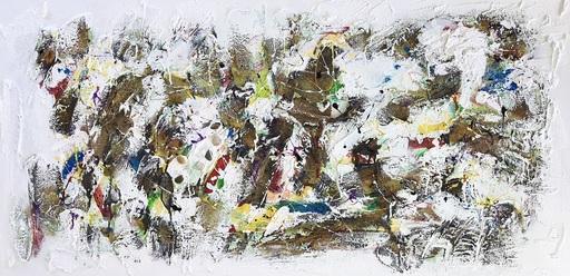 Luciano ASTOLFI - Peinture - Sentieri sconosciuti