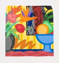 Tom WESSELMANN - Print-Multiple - Mixed Bouquet with Leger