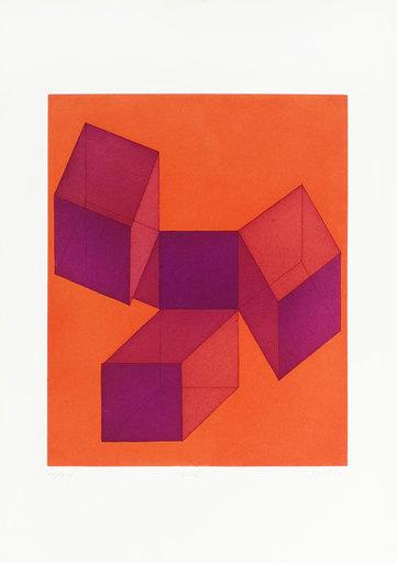 Achille PERILLI - Stampa-Multiplo - untitled