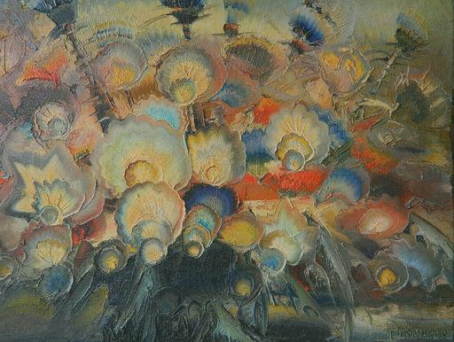 Paolo POLIMENO - 绘画 - NATURE MORTE - STILL LIFE