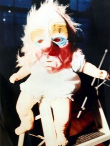 Cindy SHERMAN, Baby Clown