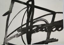 Kurt Rudolf H. SONDERBORG - Painting - Chicago Series