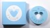 Damien HIRST - Scultura Volume - Valium 10mg Roche (Baby Blue)