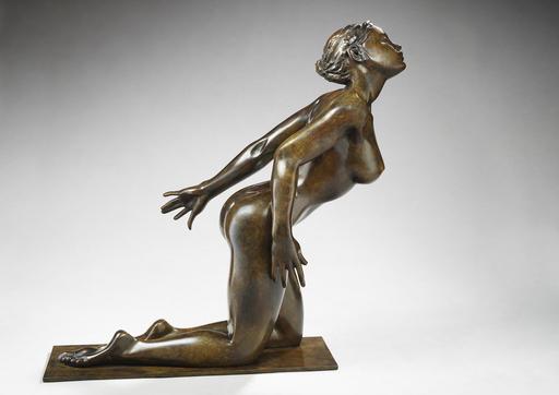 Marie-Paule DEVILLE-CHABROLLE - Sculpture-Volume - Envolée Belle