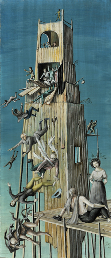 Stanislas LEPRI - Pintura - Sans titre
