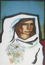 Jorge DUMAS - Print-Multiple - THE BRIDE