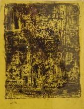 Emilio SCANAVINO - Pintura - Senza titolo