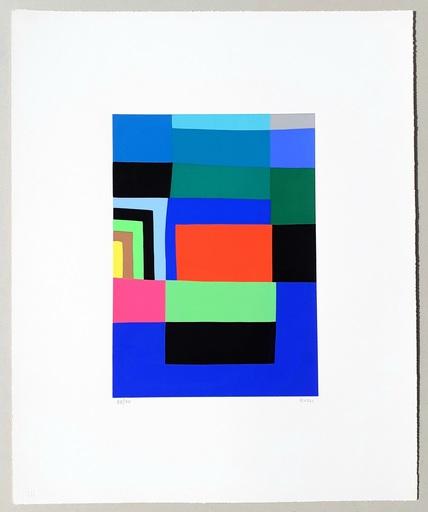 Alberto BURRI - Print-Multiple - Serigrafia 3