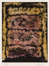 Jean Albert MCEWEN - Print-Multiple - Jardin de pierre vaste
