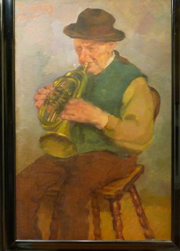Wladimir MAGIDEY - Peinture