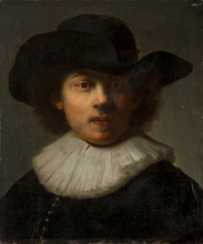 a biography of rembrandt van rijn the netherlands artist Artist biography: the ninth child of  rembrandt harmensz van rijn was born  he subsequently moved to amsterdam to apprentice with the leading history painter.