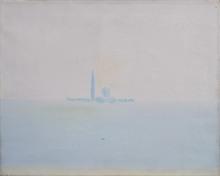 Virgilio GUIDI - Painting - San Giorgio