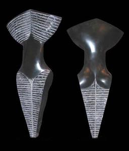Marian SAVA - Sculpture-Volume - TROPHY / TROPHEE