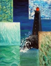 Gisela CLEV (1952) - l'eau