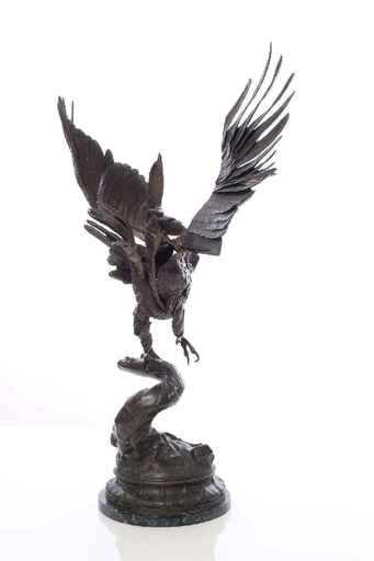 Fernandez ARMAN - Sculpture-Volume - Untitled