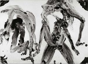 Miquel BARCELO - Print-Multiple - Lanzarote 35 Serie Pornografica IX