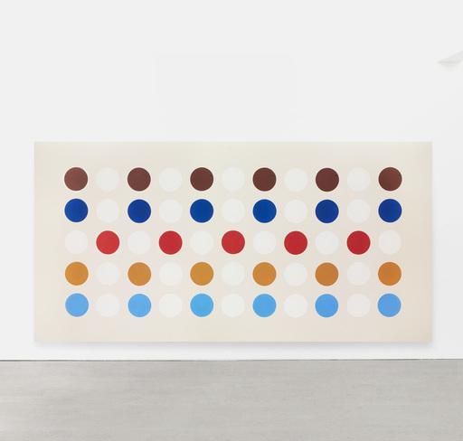 Thomas DOWNING - Pintura - Grid Saranac