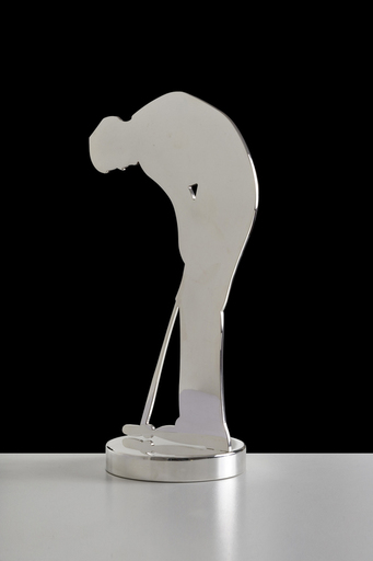Marco LODOLA - Sculpture-Volume - Golf