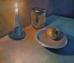 Ohanyan KAMSAR - Pittura - Still Night Life