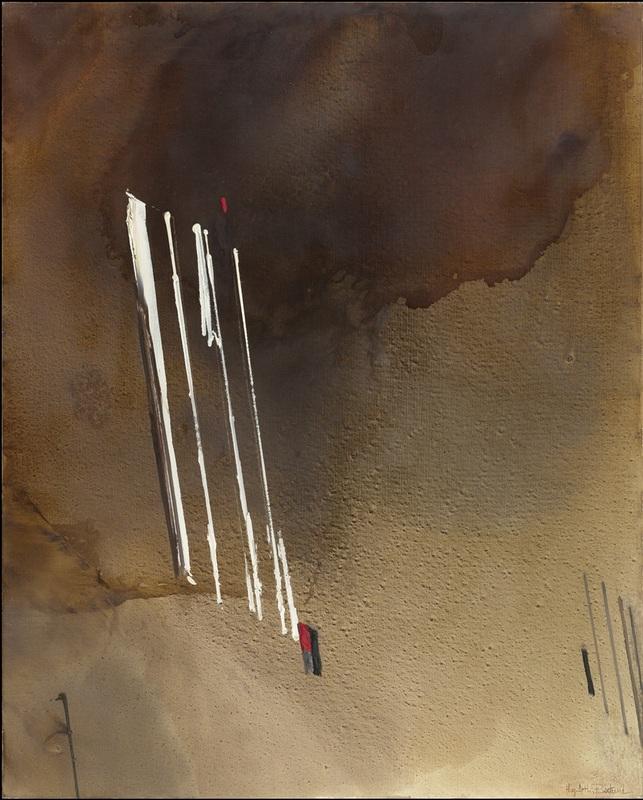 Huguette Arthur BERTRAND - Painting - Voie Directe