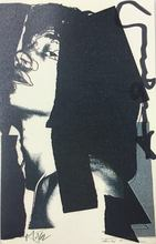 Andy WARHOL (1928-1987) - Mick Jagger // Promotional Cards (II)