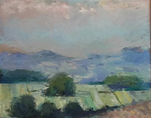Manuel TORRES MARTINEZ - Pittura - paisaje