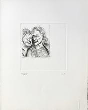 卢西安·弗洛伊德 - 版画 - A Couple