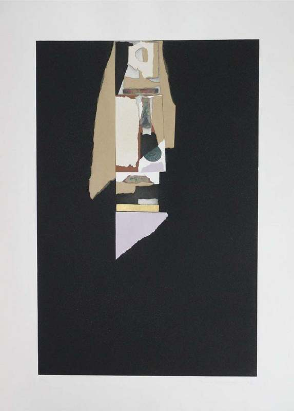 Louise NEVELSON - Print-Multiple - Untitled from 'Aquatints' portfolio