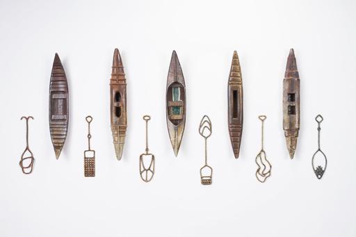 Heather Allen HIETALA - Sculpture-Volume - Sally Forth