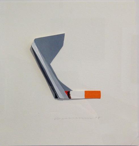 Tom WESSELMANN - Dessin-Aquarelle - Untitled