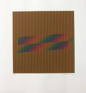 Carlos CRUZ-DIEZ - Print-Multiple - Induction à double fréquence
